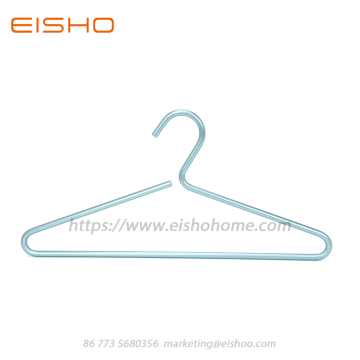 EISHO Thick Aluminium Cloth Hangers 15.7''