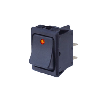 Waterproof Durable AC LED Rocker Switch