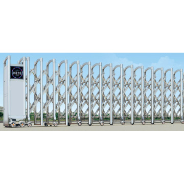 Automatic Sliding Retractable Gate