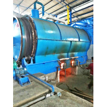 quick delivery advanced waste tyre pyrolysis machine