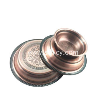 Multi Purpose Bronze Color Stainless Steel Plates