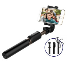 Wireless Smartphone Tripod Bluetooth Selfie Stick