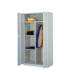 Clothes Use Metal wardrobe