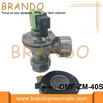 Right Angle Pulse Jet Valve
