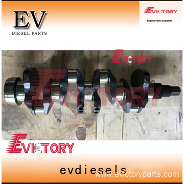 KUBOTA V3800-DI-T crankshaft main bearing