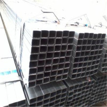 5.8m length gi square pipe