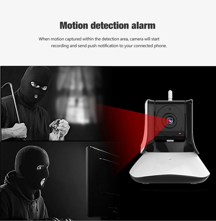 indoor security cctv camera