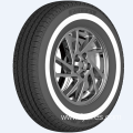 White Ring Tyre 195R15C CROSS MAX
