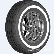 China for Wholesale White Sidewall Tires White Sidewall tyre 195R15C export to Dominican Republic Exporter