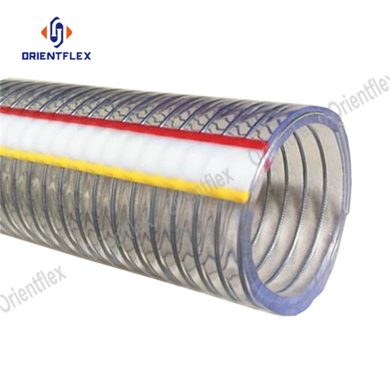 Pvc Steel Wire Hose 38