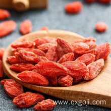 AD drying red goji berries wolfberries fruit