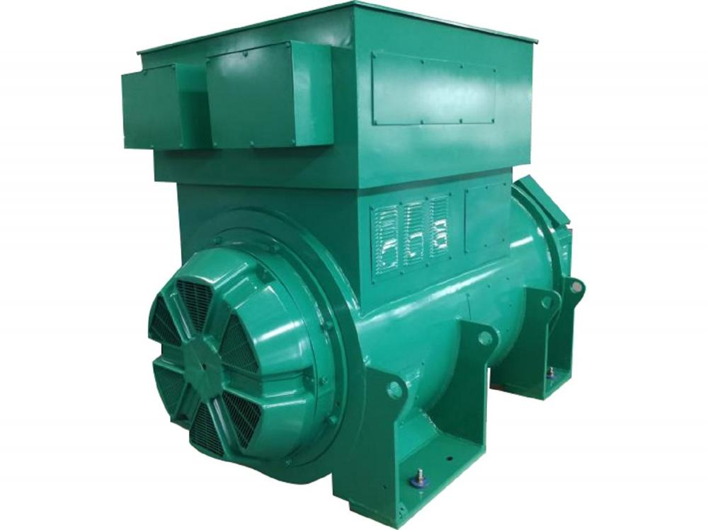 100kw Synchronous Lower Voltage Generator