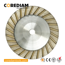 China for Silicon Carbide Grinding Cup Wheel 100mm Grinidng Cup Wheel with Aluminum Core/Grinding Tools export to Colombia Manufacturer