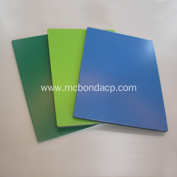 Outdoor Sign Material  Aluminum Composite Panel