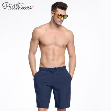 Classic mens performance quick dry swim trunks
