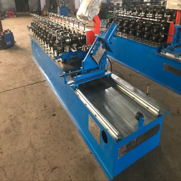 Full Automatic  Keel Metal Sheets Roofing Machine