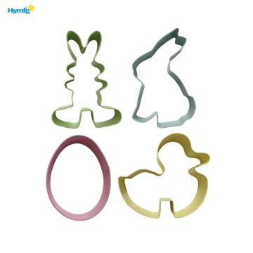 Metal Biscuit Cutter Easter Cookie Cutters