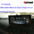 Comand 10.25 screen upgrades for E Coupe