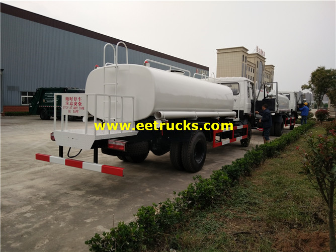 Water Sprinkling Tanker Vehicles