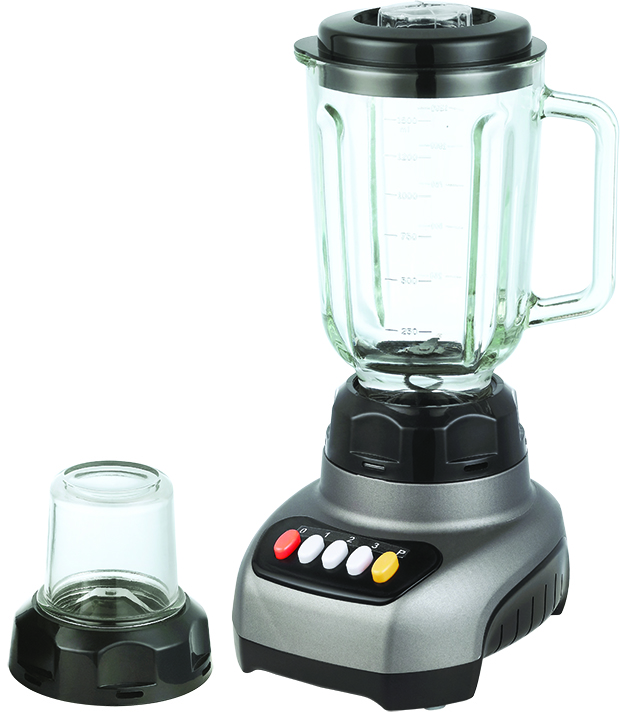 Home Use Blender With Pure Glass Jar