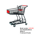 Heavy Duty Steel Shopping Mall Cart Trolley