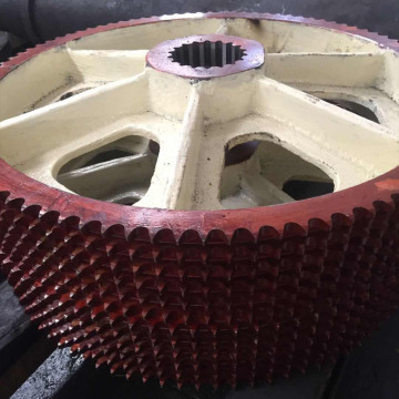 Casting Carbon Steel Spur Wheel