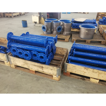 Ductile Flange Adaptor Flanged  short pipe