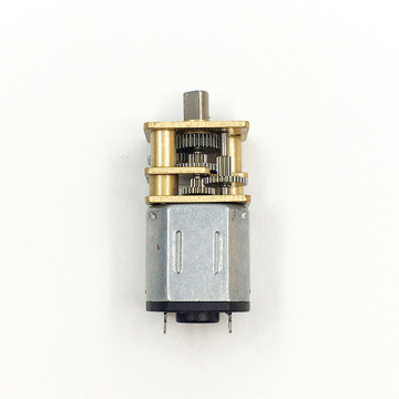 12mm N10 1.5V 3V mini dc gear motor