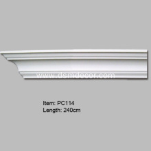PU Decorative Cornice and Coving