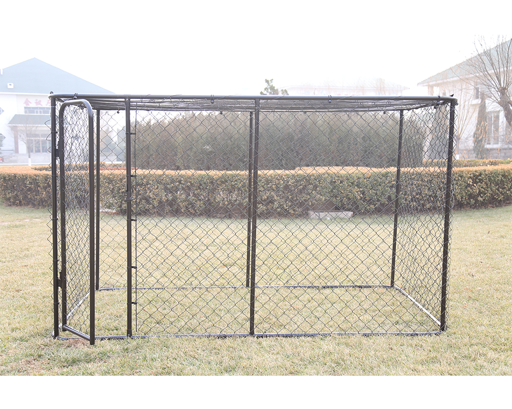 Hot Selling Chain Link Dog Kennel