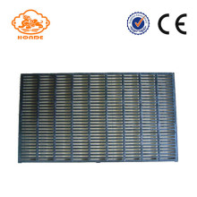 China Factory for Cast Iron Pig Slat Hard Thickening Livestock Casted Floors For Pig Farm export to Martinique Factory
