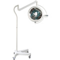 CE approved Mobile type operation shadowless lamp