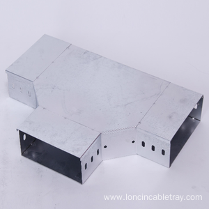 Newly Arrival for Cable Tray Connectors,Wireway Horizontal Connection,Cable Tray Separator Manufacturers and Suppliers in China Hot dip galvanized wireway horizontal connection cable tray supply to Falkland Islands (Malvinas) Factories