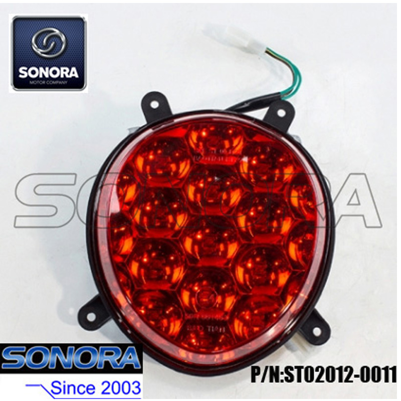 Baotian scooter BT125T-21A3 TAIL LIGHT Waterproof Top Quality
