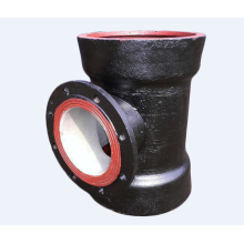 Ductile Iron flange Under Pressure Tee