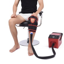 Knee Rehabilitation Cryo Pressure Therapy System Machine