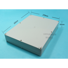 factory customized for Plastic Enclosure,Junction Box,Connect Box Manufacturers and Suppliers in China Waterproof Sealed Power Junction Box (ECL340X270H60) export to Yugoslavia Exporter