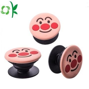 Air-Bag Cell Phone Stand Finger Silicone phone Holder