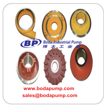 New Product for Dredge Slurry Pump Spare Wear Parts for Slurry Pumps export to United States Suppliers