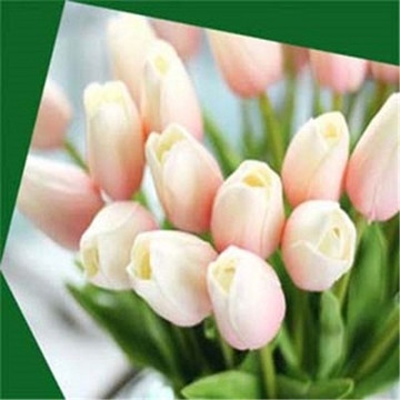 Decorative artificial flower tulip