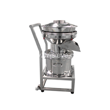 Paint filter machine CW-450 type vibration sieve