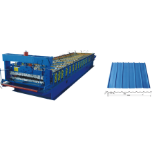 aluminum making machine zinc roofing galvanized metal sheet roll forming machine