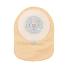 Hydrocolloid One-piece Closed Ostomy Pouch