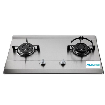 2-Burner Built-in Gas Hob SS