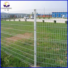 PVC Coated Welded Wire Mesh Fence Clips