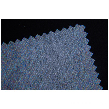PES coating double dots fusible paper interlining fabric