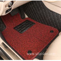 Good quality skid resistance  coil car mat