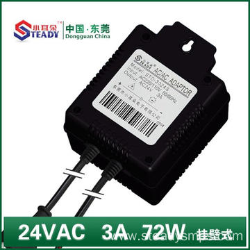 Big discounting for Linear Power Supply Linear Power Supply 24VAC 72W supply to Portugal Suppliers