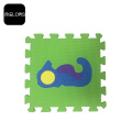Multi Coloured Puzzle Mat For Kids Play Area