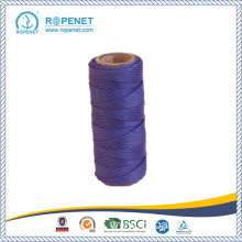 China for Cotton Twisted Twine Durable High Quality 3 Strand Twisted Polypropylene Twine supply to Vietnam Factory
